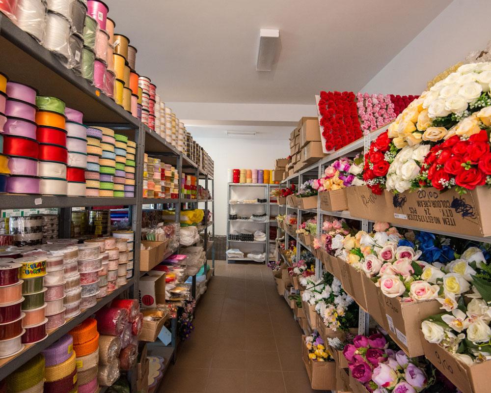 Adeso Accesorii și Ambalaje Florale Flori Artificiale
